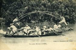 Une passe de Joute à Loire