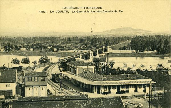 L'Ardèche pittoresque - La Voulte