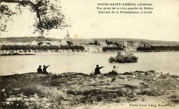 Bourg-Saint-Andéol (Ardèche)