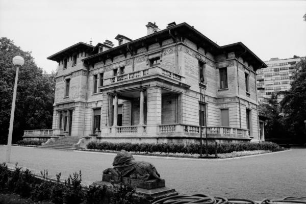 "[La Villa Gillet, dite aussi ""La Ceriseraie""]"