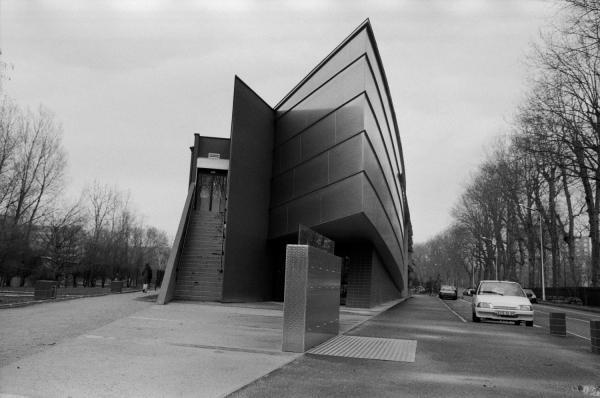 [Maison Condorcet - Université Lyon I]