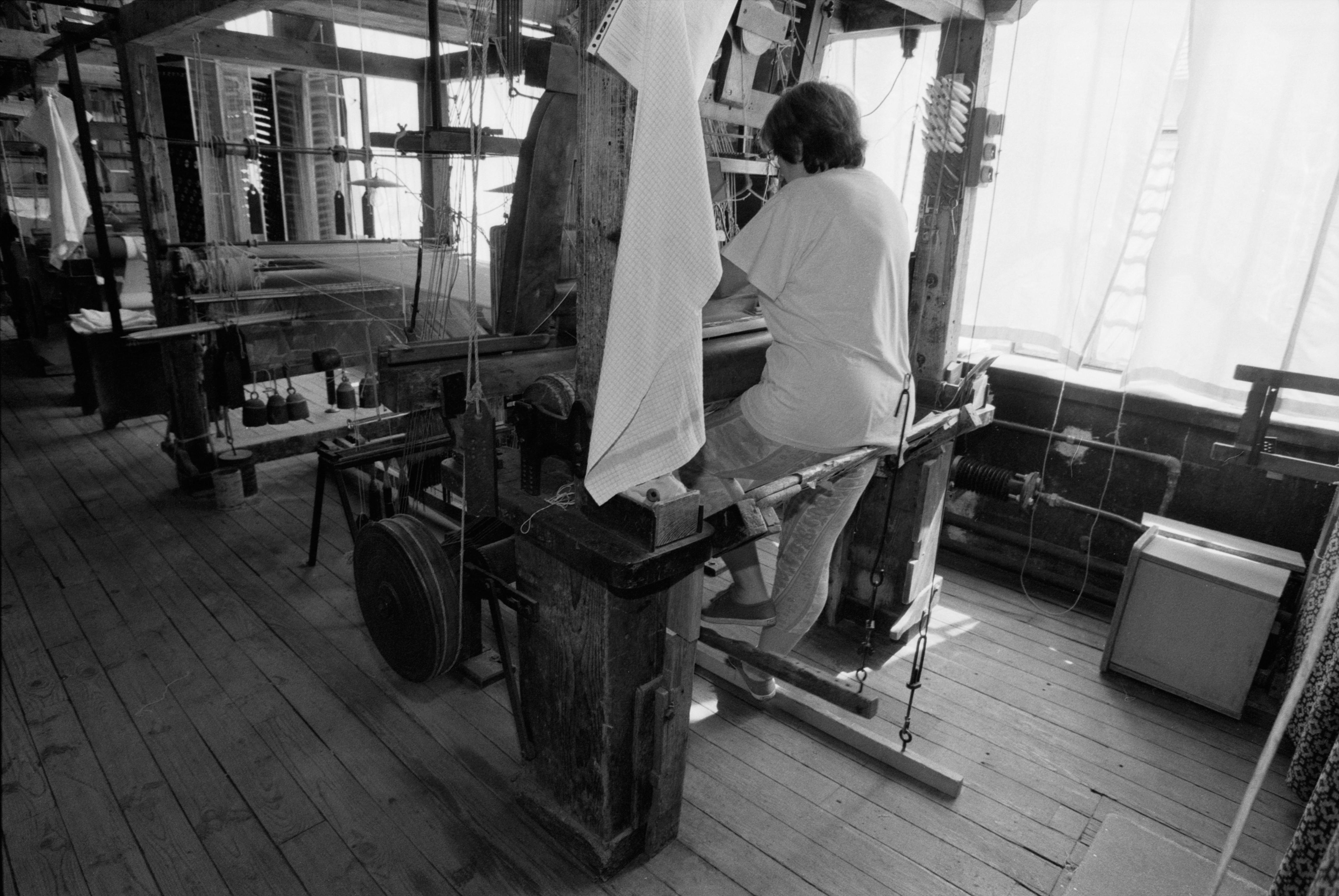 Manufacture Francaise Des Textiles D Ameublement photographes en rhône-alpes::[atelier de la manufacture de