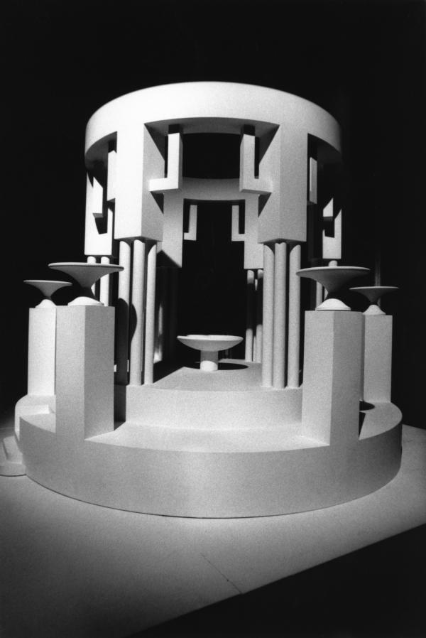 [Exposition Tony Garnier au Centre Beaubourg (Paris)]