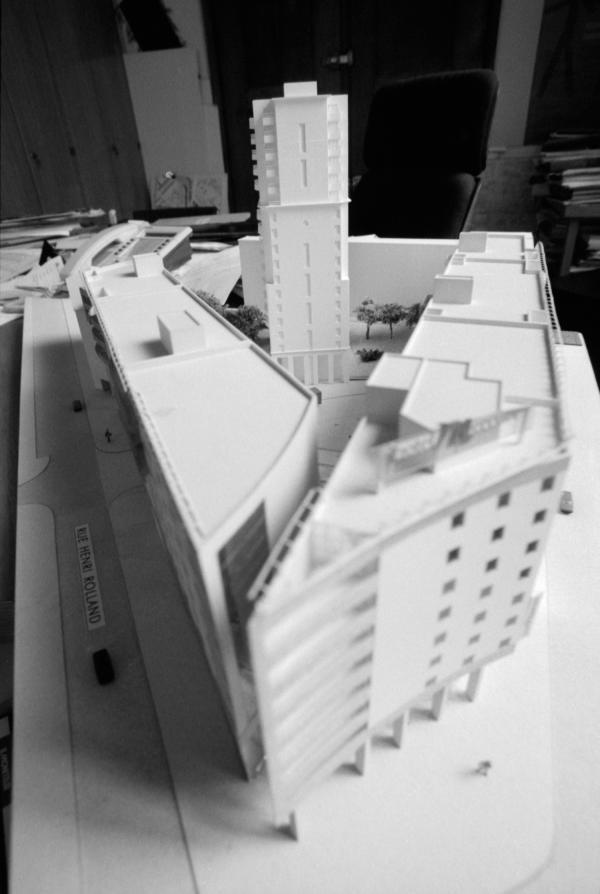 [Opération d'urbanisme Charpennes-Tonkin (Cap 2000)]