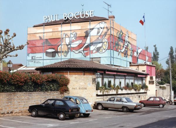 [Restaurant Paul Bocuse]