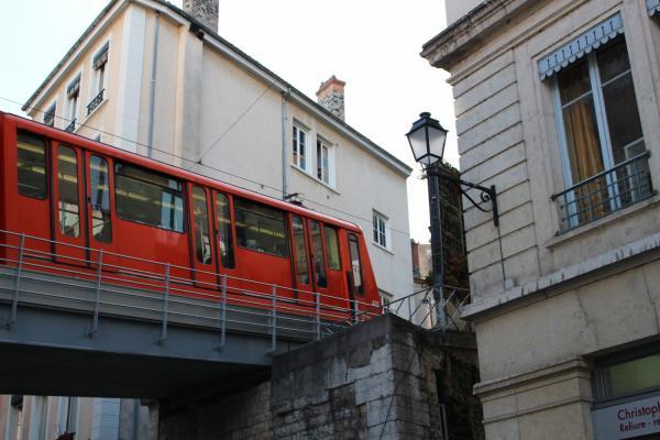 Funiculaire Saint-Jean - Saint-Just