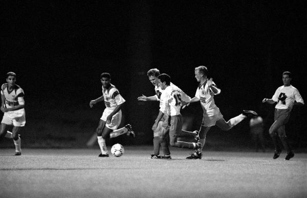 [Football : AS Duchère - AS Saint-Priest (1-1)]