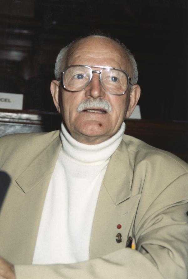 [Conseil général du Rhône. Marcel André (canton de Rillieux-la-Pape)]