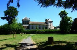Parc de Rancé, le château, Genay