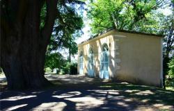 Parc de Rancé, l'Orangerie, Genay