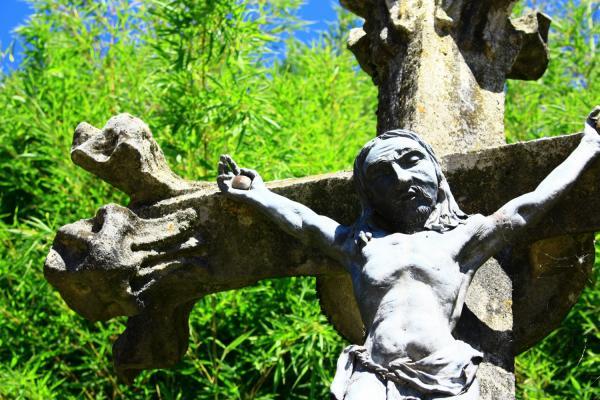 Croix des rameaux, 15e siècle, Genay