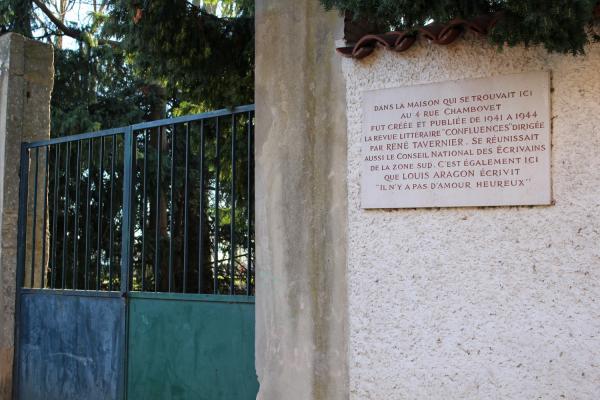 Emplacement Maison Tavernier à Montchat