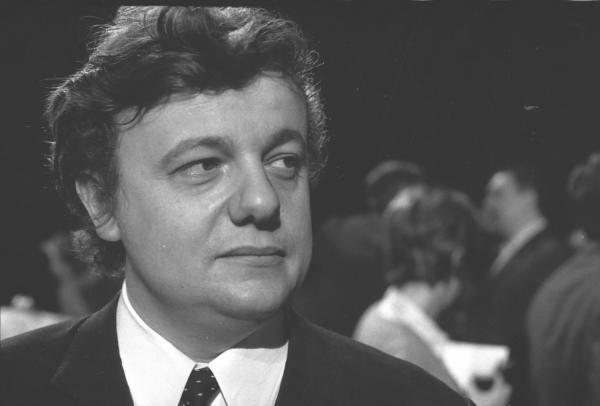 Marcel Maréchal au théâtre des Marronniers