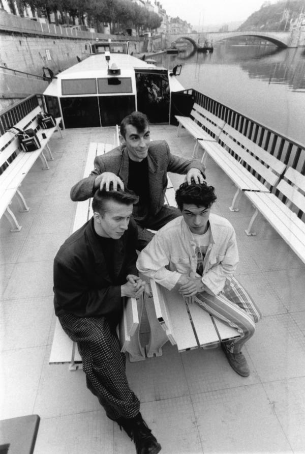 [L'Affaire Louis'Trio]