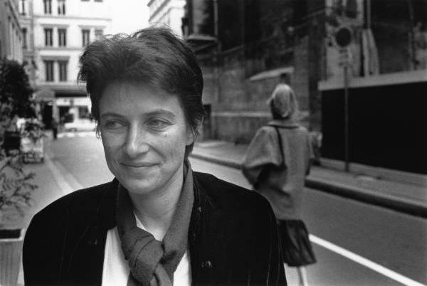 [Chantal Akerman, cinéaste belge]