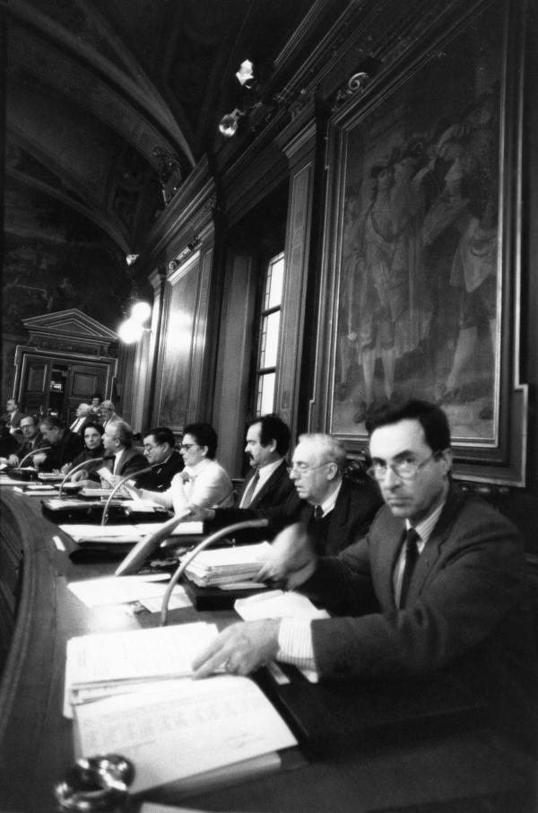 [Conseil municipal de Lyon : séance du 8 décembre 1986]