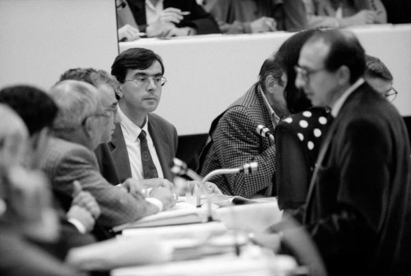 [Conseil de la communauté urbaine de Lyon : séance du 24 septembre 1990]