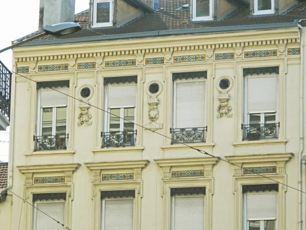 [4, rue Léon-Blum]