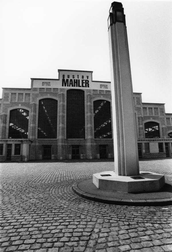 [Cycle Gustav Mahler à la Halle Tony-Garnier]
