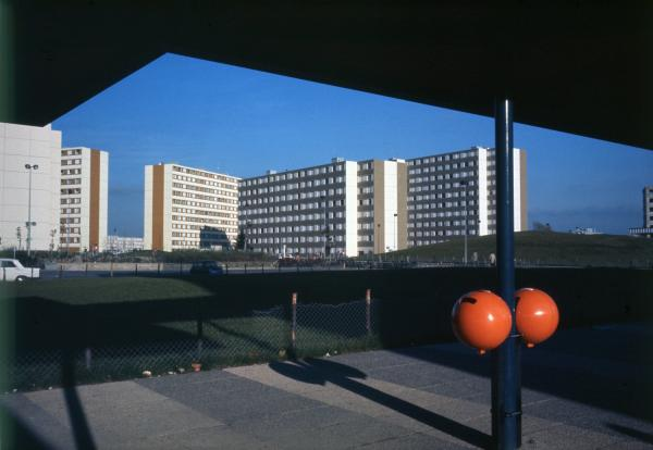 [ZUP de Vaulx-en-Velin (Rhône)]