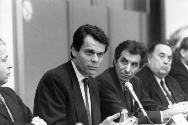 """[Forum """"Europe Rhône-Alpes"""" 1992]"""