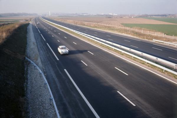 [Autoroute A43 à Saint-Priest (Rhône)]