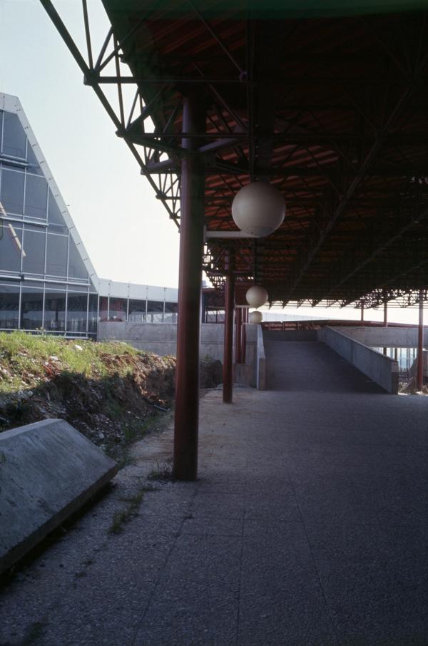 [Faculté des Lettres de l'Université Lyon II à Bron-Parilly (Rhône)]
