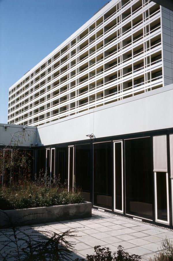 [Quartier de la Perralière à Villeurbanne (Rhône)]