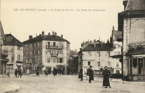 Chambéry (Savoie)