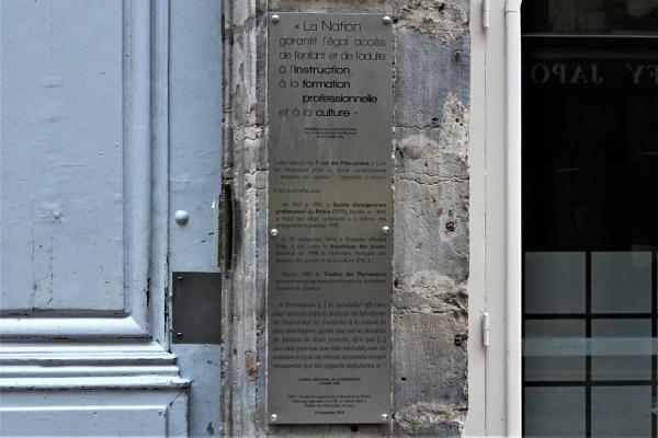 7, rue des Marronniers