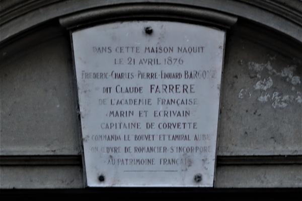 31, rue de Godefroy