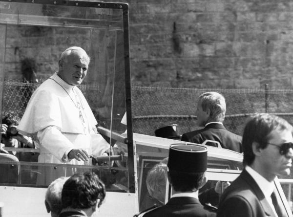 [Visite du Pape Jean-Paul II en France (4-7 octobre 1986)]