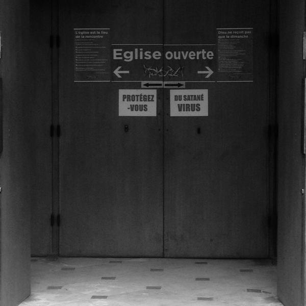 Confinement, Saint-Etienne