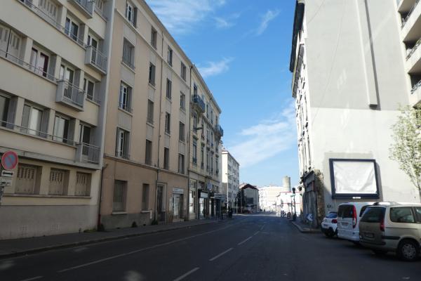 Confinement, 3e arrondissement, Lyon