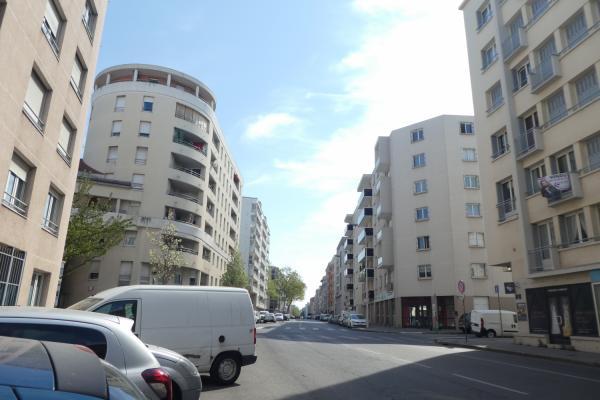 Confinement, Lyon 3e arrondissement