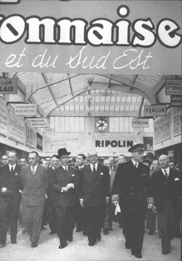 [50 ans de Vie Lyonnaise]