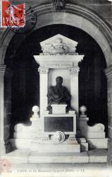 Lyon : Le Monument Gaspard André