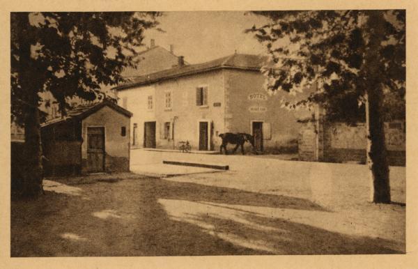 Arnas (Rhône) : Hôtel du Beaujolais