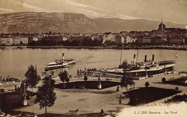 Genève - Le Port