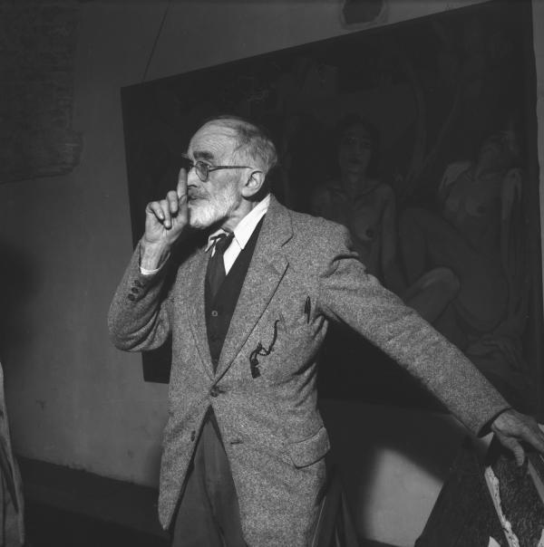 """Galerie """"L'oeil écoute"""", Pierre Combet-Descombes"""