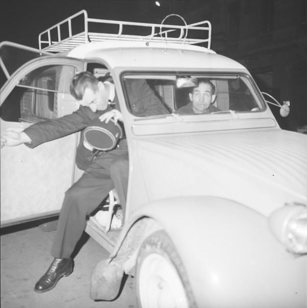 Faits-divers : voleur de voitures
