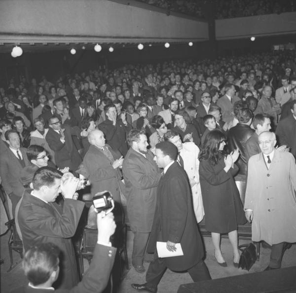 Martin Luther King à Lyon