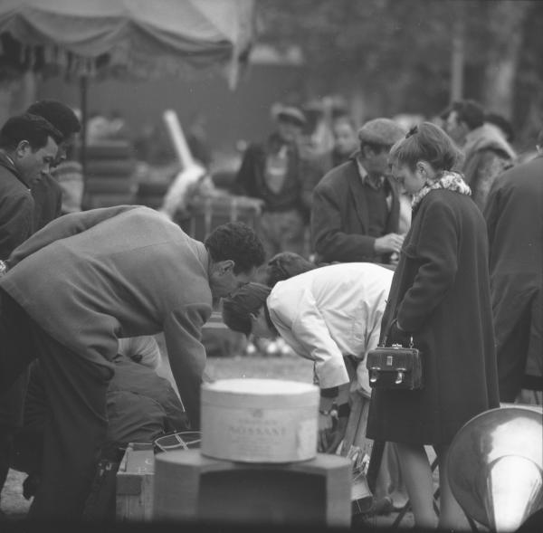 Le marché aux Puces du Tonkin