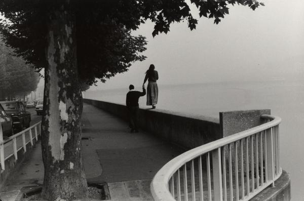 Bords du Rhône au quai Jean Moulin