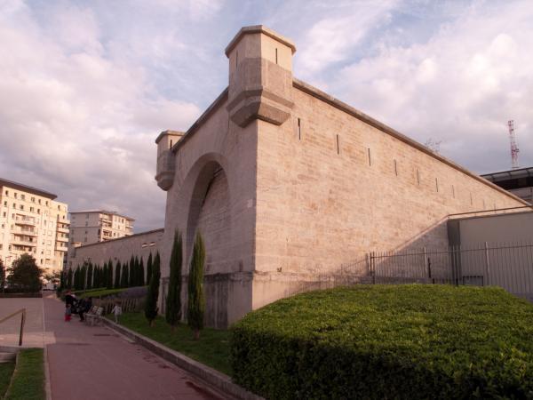 Parc du Dauphiné et le Fort Montluc