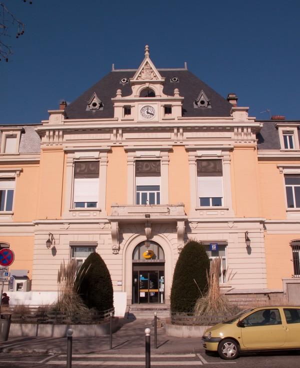 Poste de Villeurbanne