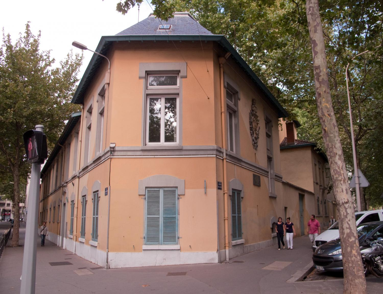 Ecole Paysagiste Lyon à photographes en rhône-alpes::avenue félix-faure : ecole élémentaire