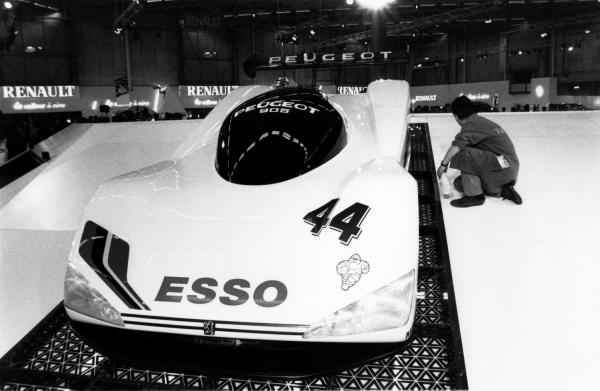 [Salon de l'automobile de Lyon (1991)]