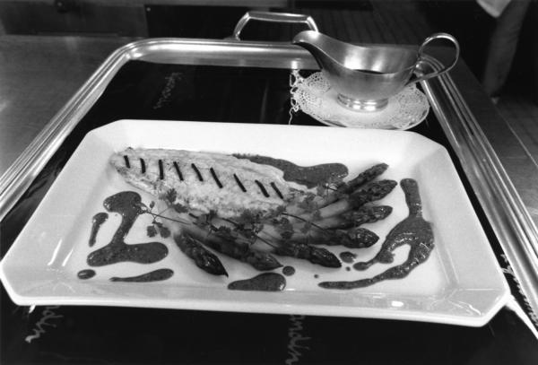 [Plat de poisson cuisiné]