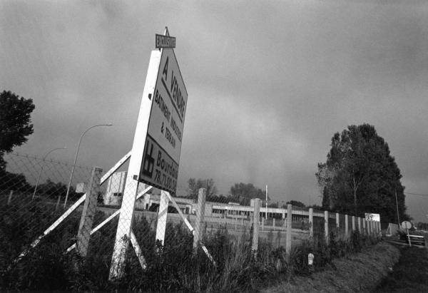 [Site envisagé pour les Puces lyonnaises aux Echets (Ain)]